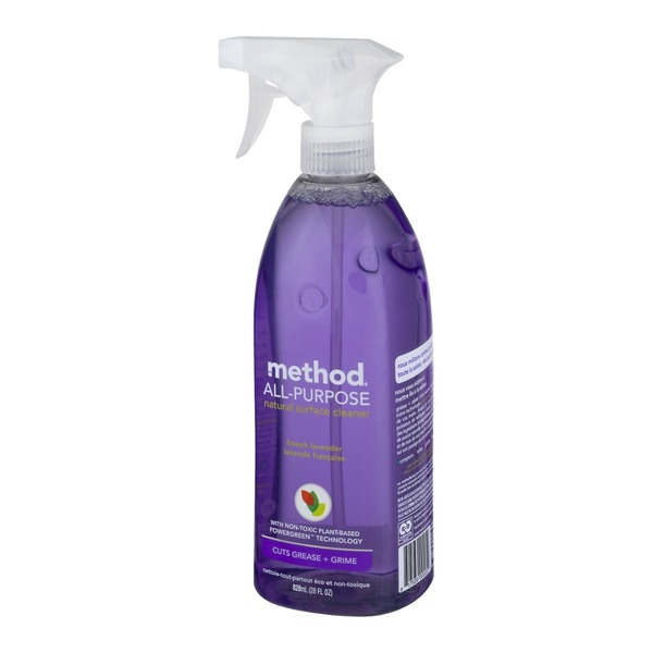 Method All-Purpose Surface Cleaner French Lavander