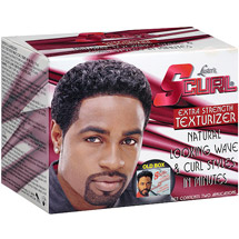 S-Curl Extra Strength Texturizer