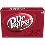 Dr Pepper, 12 fl oz, 24 pack