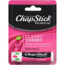 ChapStick® Classic Cherry Skin Protectant 0.15 oz. Carded Pack