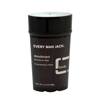 Every Man Jack Fragrance Free Deodorant