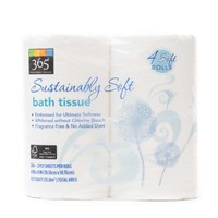 365 Sustainably Soft Bath Tissue