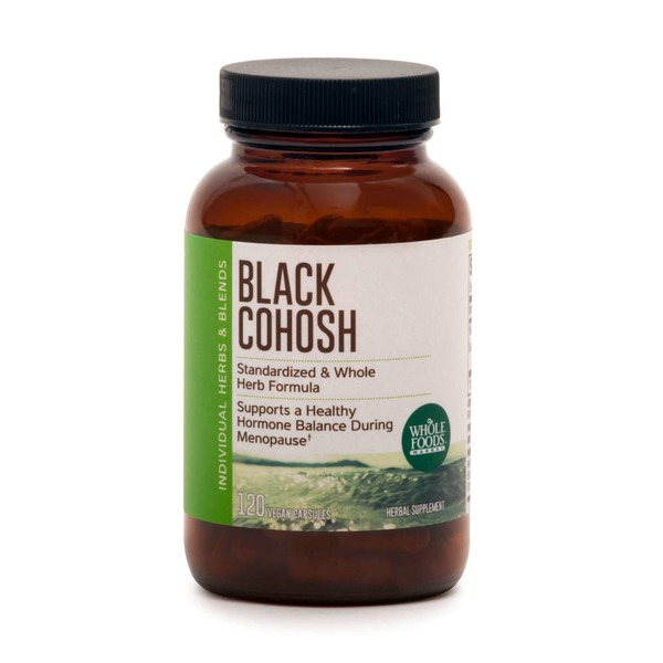 Whole Foods Market Black Cohosh