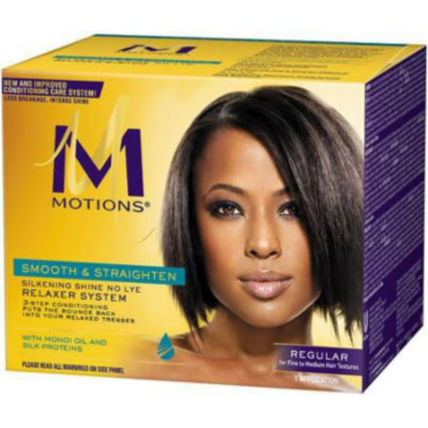 Motions Regular No Lye Relaxer System