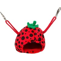 Multipet Small Strawberry House Small Animal Hideaway 4