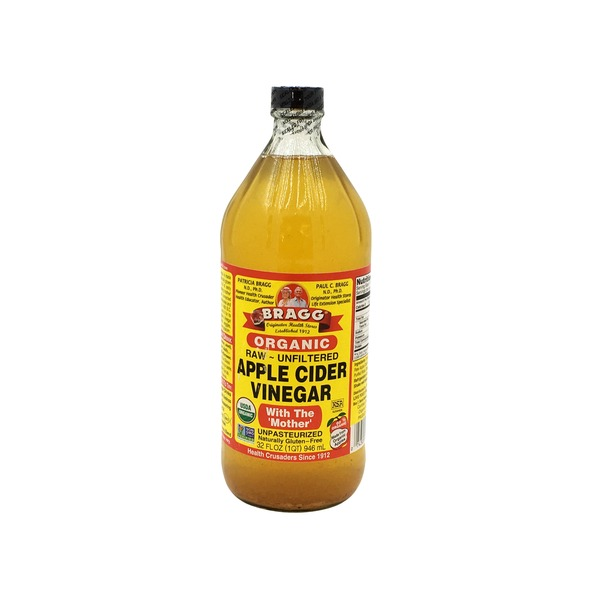 Bragg Organic Apple Cider Vinegar Raw Unfiltered