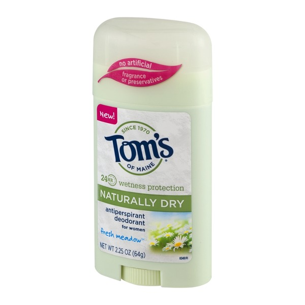 Tom's of Maine Antiperspirant Deodorant for Women Fresh Meadow