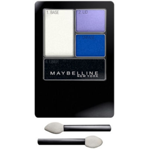 Expert Wear® Electric Blue Eyeshadow Quads