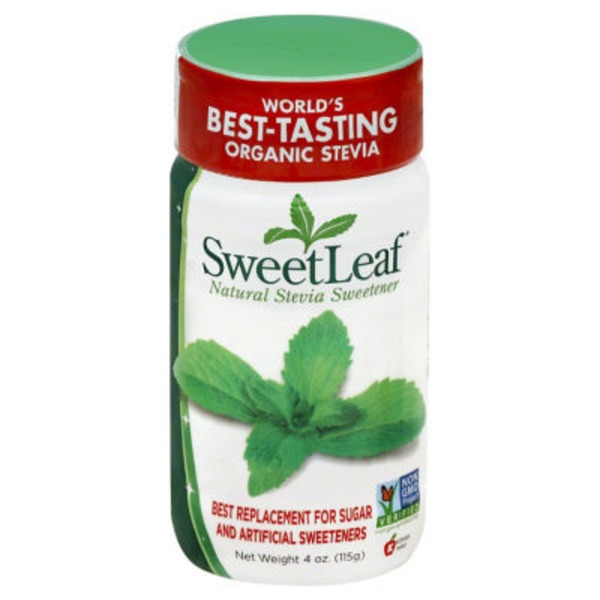 Sweet Leaf Tea Co SweetLeaf 100% Natural Stevia Sweetener