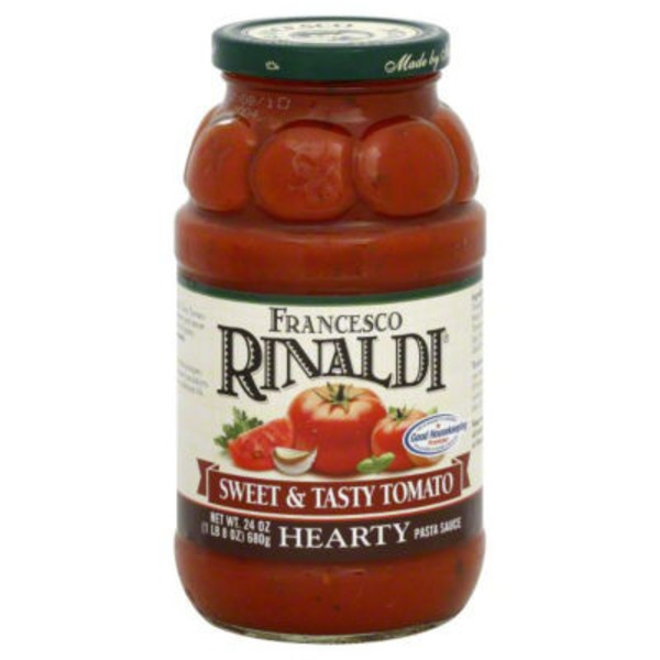 Francesco Rinaldi Hearty Pasta Sauce Sweet & Tasty Tomato
