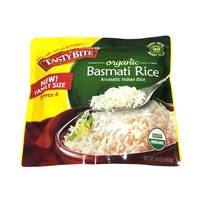 Tasty Bite Organic Family Size Basmati Rice