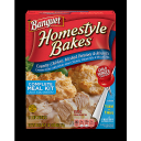Banquet Homestyle Bakes Country Chicken, Mashed Potatoes & Biscuits, 30.9 Ounce