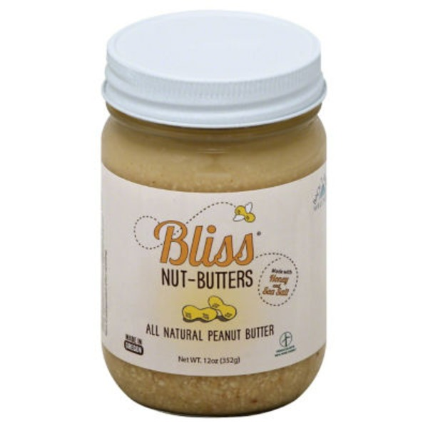 Bliss Nut Butters Peanut Butter