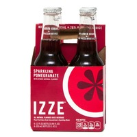 Izze Sparkling Pomegranate Juice Beverage