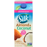 Silk Unsweetened Almondmilk & Coconutmilk Blend