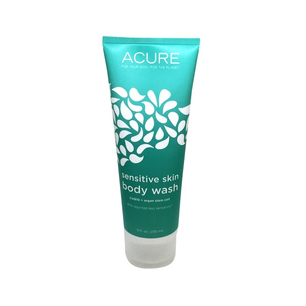 Acure Sensitive Skin Bodywash Unscented