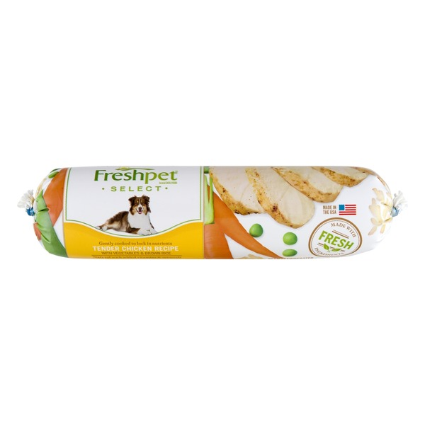 Freshpet Chicken Veg & Rice Fresh Dog Food