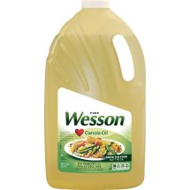 Wesson Pure Canola Oil, 1 Gal