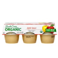 Santa Cruz Organics Apple Sauce