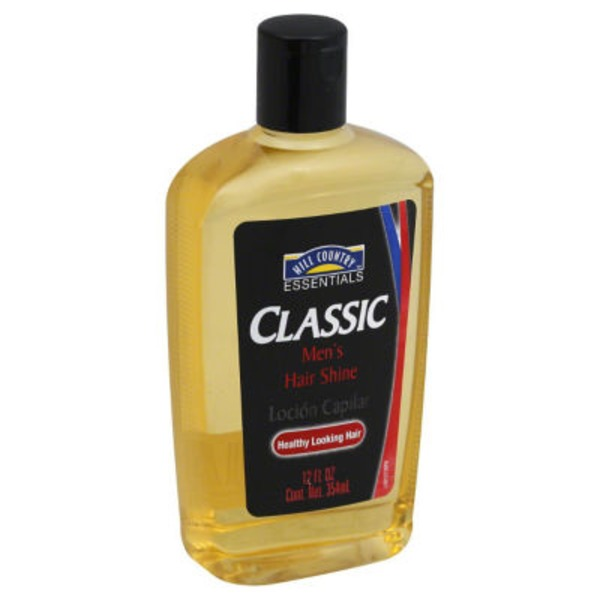 Hill Country Essentials Classic Hair Tonic