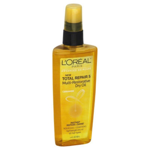 Hair Expert Multi-Restorative Dry Oil Total Repair 5