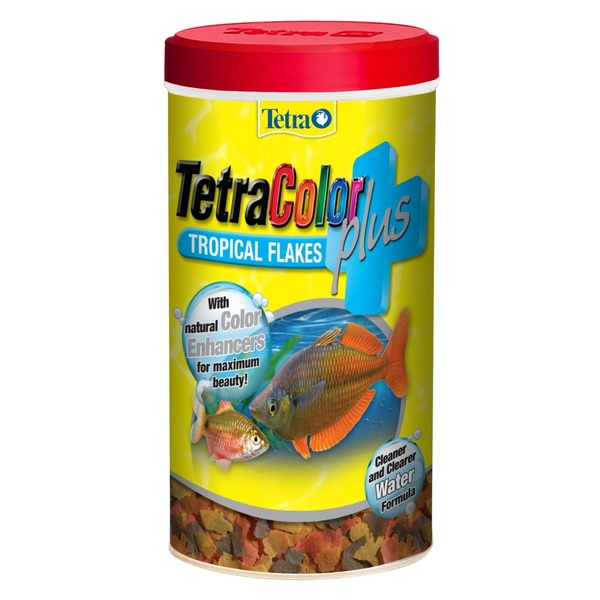 Tetra Color Plus Tropical Flakes