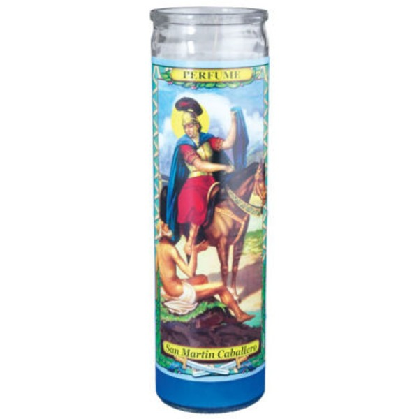 Reed Candle Company San Martin Caballero Perfumed Candle