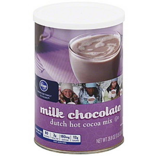 Kroger Dutch Hot Cocoa Mix