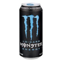 Monster Lo-Carb Energy Drink, 16 Fl Oz, 1 Count