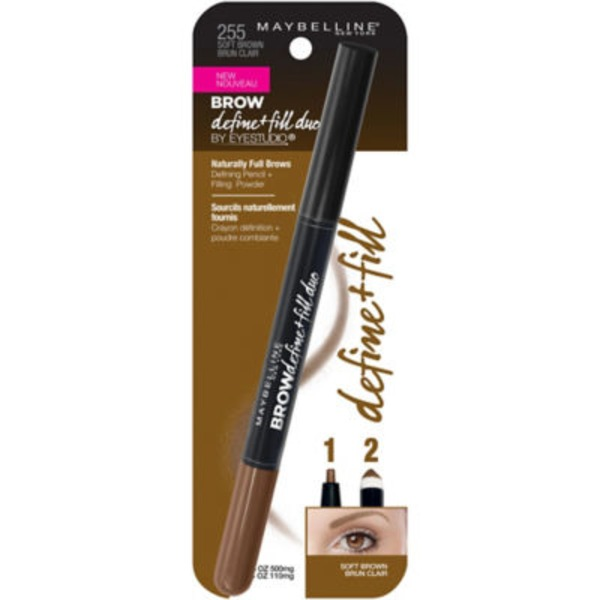 "Eye Studioâ""¢ Soft Brown Brow Define and Fill Duo"