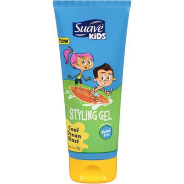 Suave Cool Ocean Rush Gel