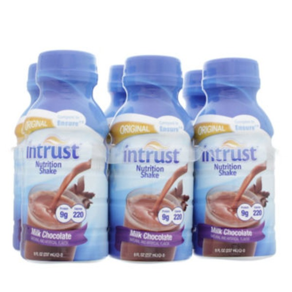 Intrust Original Milk Chocolate Nutrition Shake