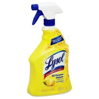 Lysol All-Purpose Cleaner Complete Clean Lemon Breeze Scent