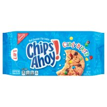 Nabisco Chips Ahoy! Candy Blasts Real Chocolate Chip Cookies, 12.4 oz