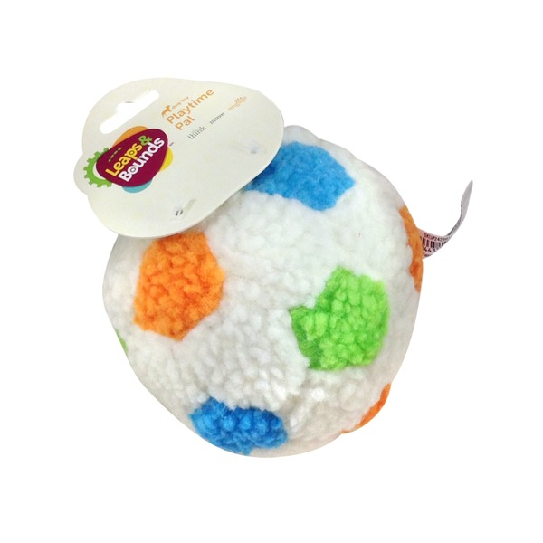 Leaps & Bounds Small Soccer Ball Sherpa