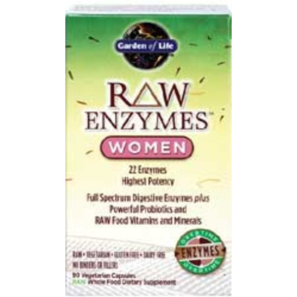 Garden of Life Raw for Enzymes Women