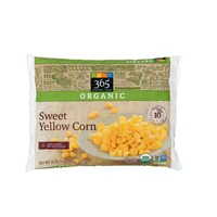 365 Organic Sweet Yellow Corn