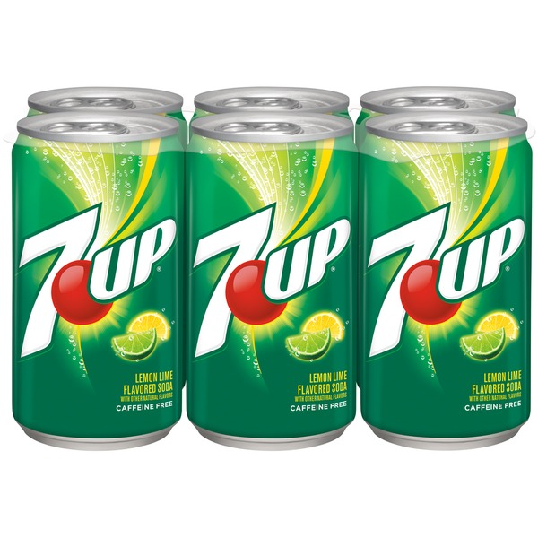 7 Up Regular CSD