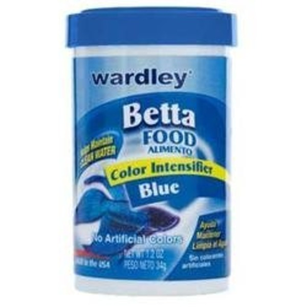 Blue Betta Food