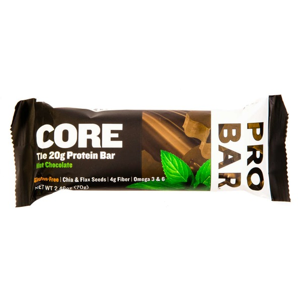 Probar Core Gluten Free Mint Chocolate Bar