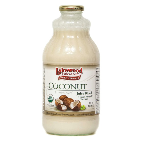 Lakewood Organic Fresh Blends Coconut Juice Blend