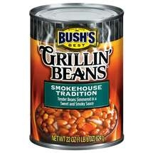 Bushs Best Smokehouse Tradition Grillin Beans
