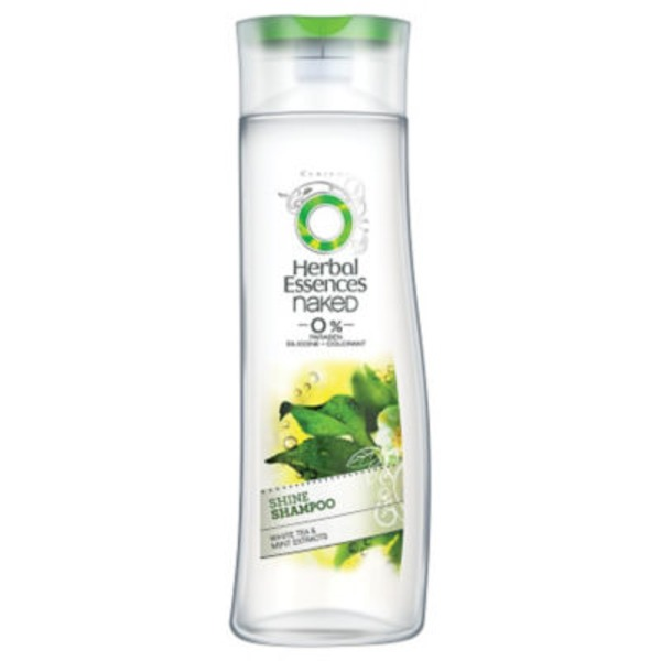 Herbal Essences Shine Herbal Essences Naked Shine Shampoo 13.5 fl oz  Female Hair Care