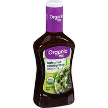 Great Value Organic Balsamic Dressing