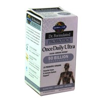 Garden of Life Once Daily Ultra Dr. Formulated Probiotics
