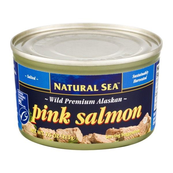 Natural Sea Pink Salmon Wild Premium Alaskan