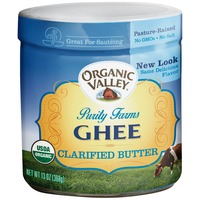 Purity Farms Clarified Butter 13 OZ JAR Ghee