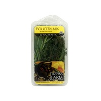 Jacob's Farm Organic Poultry Mix Herbs