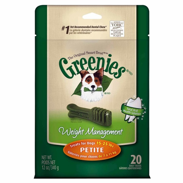 Greenies Original Petite Dental Dog Treats