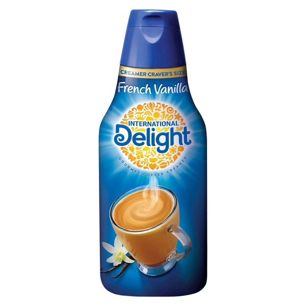 International Delight French Vanilla Gourmet Coffee Creamer